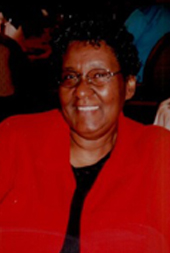 Missionary Shirley Louison